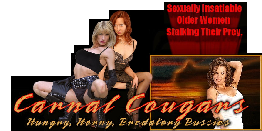 Carnal Cougars page header